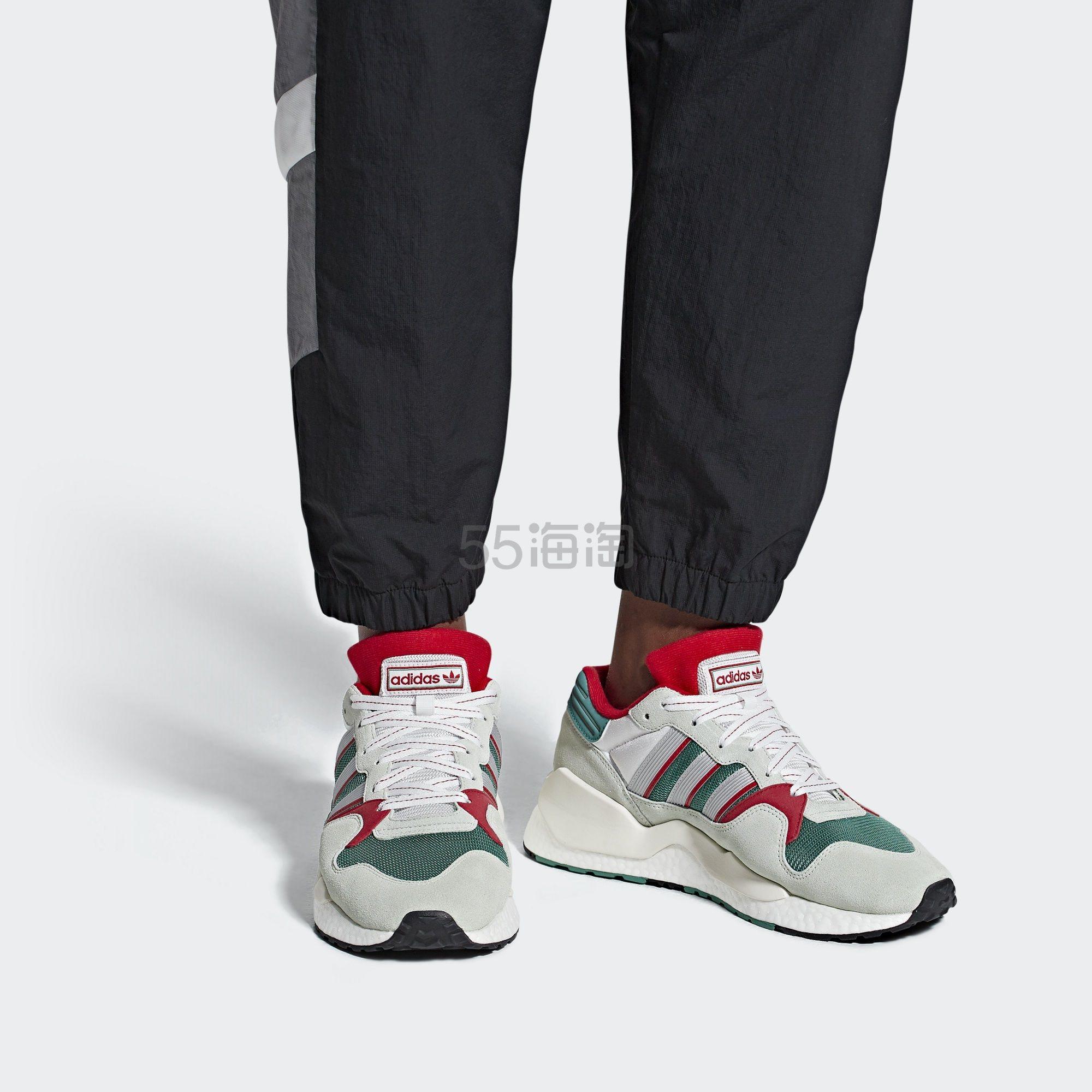 最高满减!adidas Originals 三叶草 ZX930XEQT 男士经典运动鞋 .99(约484元) - 海淘优惠海淘折扣|55海淘网