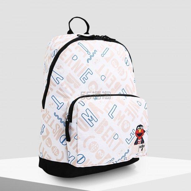 【中亚Prime会员】PUMA 彪马 芝麻街联名儿童书包双肩包 到手价144元 - 海淘优惠海淘折扣 55海淘网