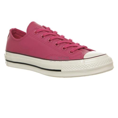 【码全】Converse All Star 70 玫粉色女士低帮帆布鞋 (约283元) - 海淘优惠海淘折扣 55海淘网