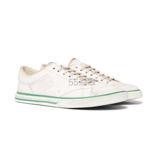 BALENCIAGA 白色运动鞋 £346.5(约3,005元) - 海淘优惠海淘折扣|55海淘网