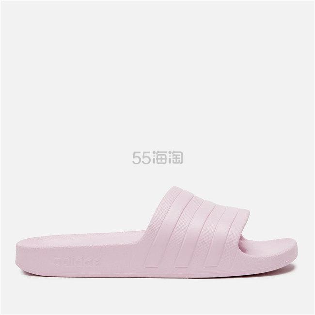 凑单免邮 Adidas 女款粉色澡堂拖鞋 ¥100.62 - 海淘优惠海淘折扣|55海淘网