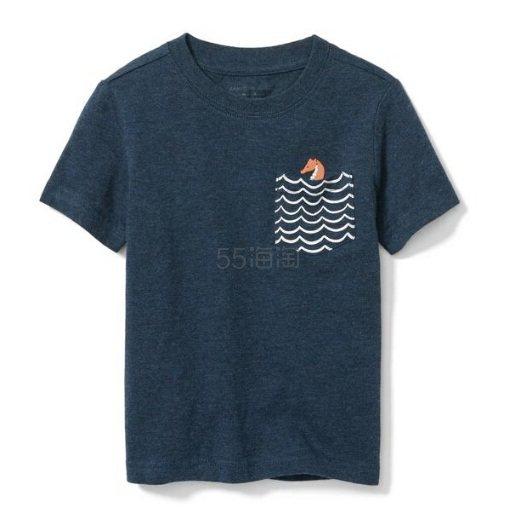 Janie and Jack 男童款T恤衫 .39(约46元) - 海淘优惠海淘折扣|55海淘网