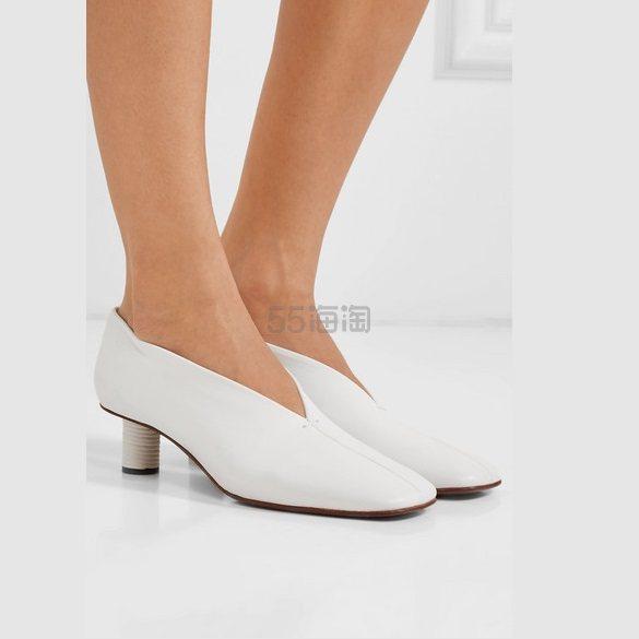 PROENZA SCHOULER 皮革中跟鞋 8(约1,909元) - 海淘优惠海淘折扣|55海淘网