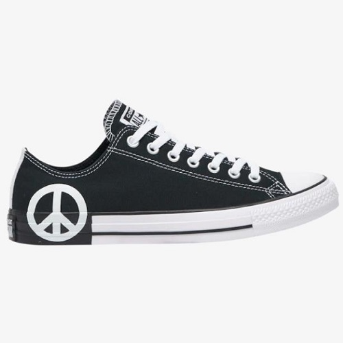【阶梯满减】Converse 匡威 All Star Seek Peace 合作款男子低帮帆布鞋