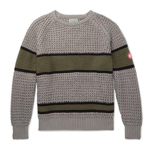 CAV EMPT 条纹毛衣 £222.5(约1,946元) - 海淘优惠海淘折扣|55海淘网