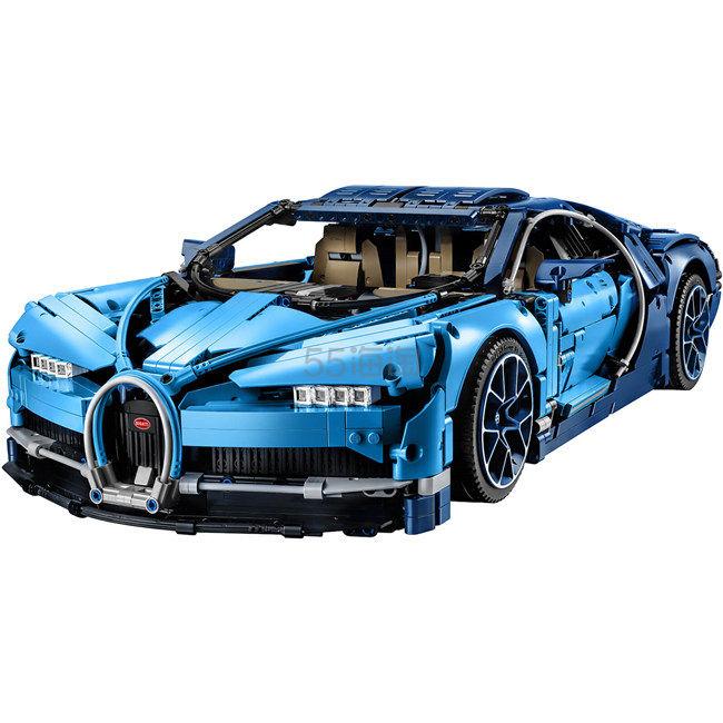【免邮】LEGO Technic 乐高: Bugatti Chiron Supercar (42083)