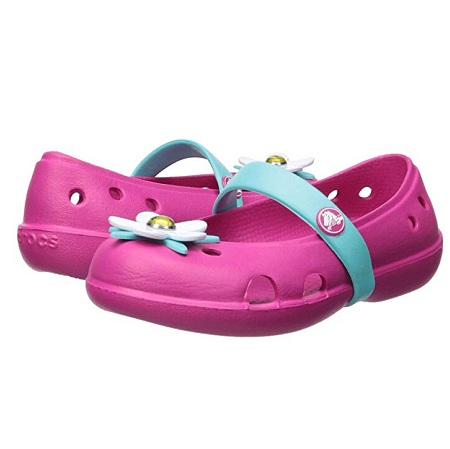 Crocs Kids Keeley Charm Flat 童款平底鞋