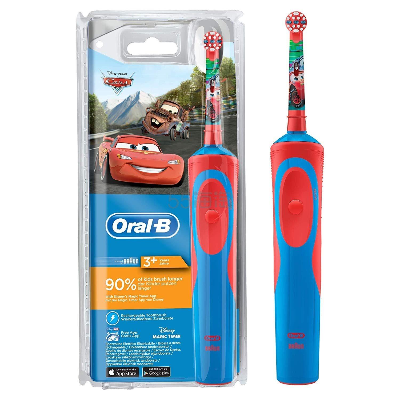 【中亚Prime会员】Oral-B 欧乐B 儿童电动牙刷 汽车总动员 到手价102元 - 海淘优惠海淘折扣|55海淘网