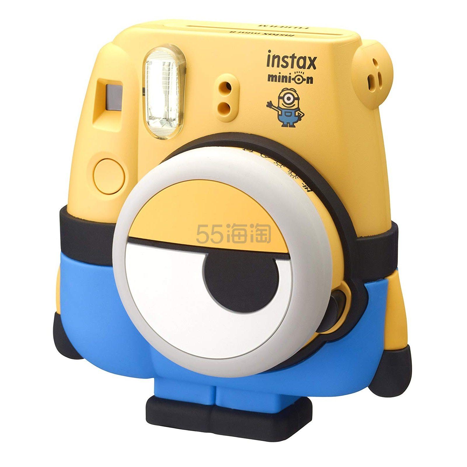 【中亚Prime会员】Fujifilm 富士 Instax 小黄人拍立得相机 到手价526元 - 海淘优惠海淘折扣|55海淘网