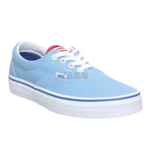 Vans Era 天蓝色运动鞋 (约282元) - 海淘优惠海淘折扣|55海淘网