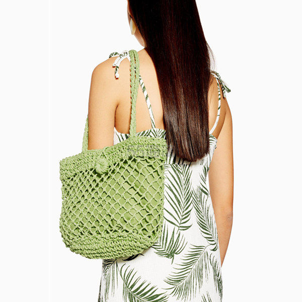 Topshop 流行趋势编织包包 £10(约87元) - 海淘优惠海淘折扣|55海淘网