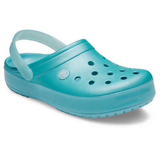 Crocs 卡骆驰 Crocban Ice Pop Clog 厚底洞洞鞋