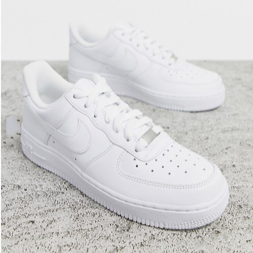 NIKE Air Force 1  Premium 白色运动鞋
