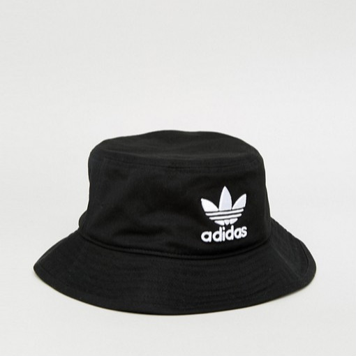 adidas Originals trefoil 三叶草经典渔夫帽
