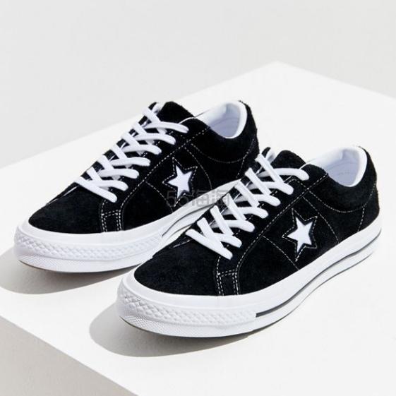 Converse 匡威 One Star Suede Ox Sneaker 绒面运动鞋 .99(约413元) - 海淘优惠海淘折扣|55海淘网