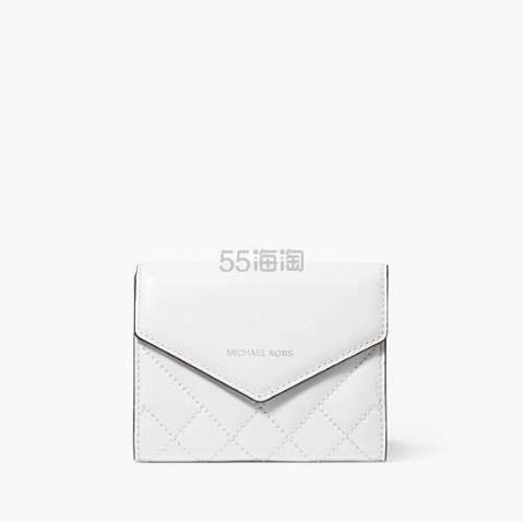 Michael Kors 小香风折叠钱包 小号 (约248元) - 海淘优惠海淘折扣|55海淘网