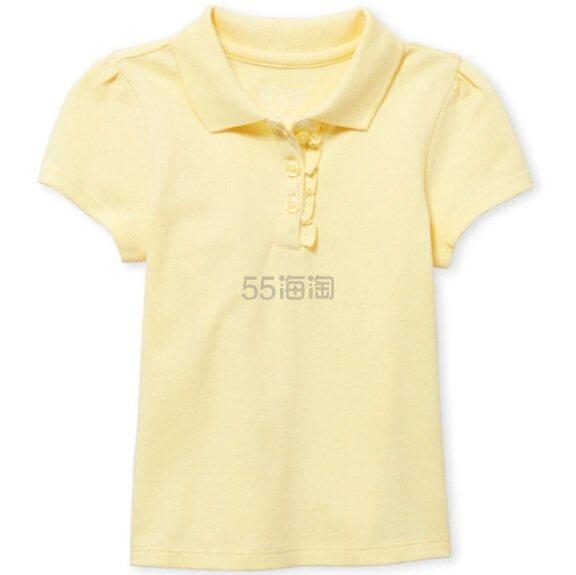 The Childrens Place 女童款polo衫 多色可选 .99(约34元) - 海淘优惠海淘折扣|55海淘网