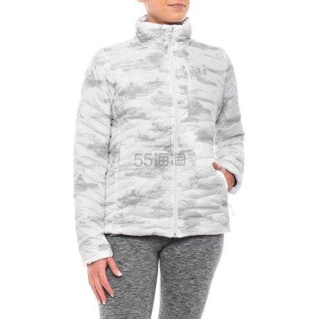 反季囤好价!码全!Under Armour 安德玛 Coldgear Reactor 女士保暖夹克 .99(约550元) - 海淘优惠海淘折扣|55海淘网
