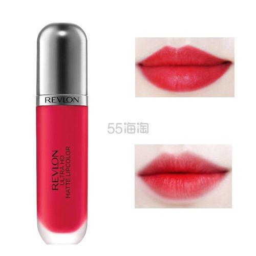 【买3付2】Revlon 露华浓 Ultra HD 高清哑光唇釉 625#HD Love 樱桃红