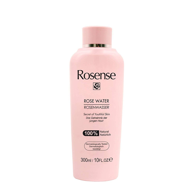 【中亚Prime会员】Rosense 洛神诗 大马士革玫瑰水化妆水 300ml