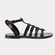 Ralph Lauren Julianne Leather Sandal 皮革罗马凉鞋