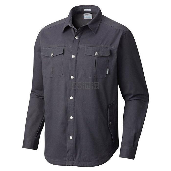 【全场额外9折】码全多色可选~Columbia 哥伦比亚 Hyland Woods 男士长袖衬衫 .59(约272元) - 海淘优惠海淘折扣 55海淘网