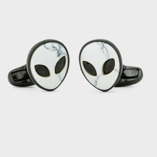 Paul Smith Alien Cufflinks 男士外星人袖扣