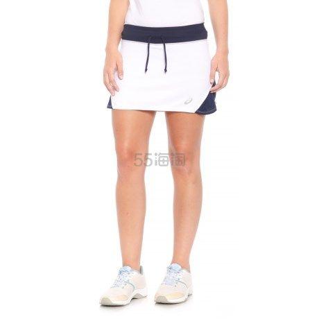 码全多色可选~ASICS 亚瑟士 Spin Slice Tennis 女士网球裙裤 (约69元) - 海淘优惠海淘折扣|55海淘网