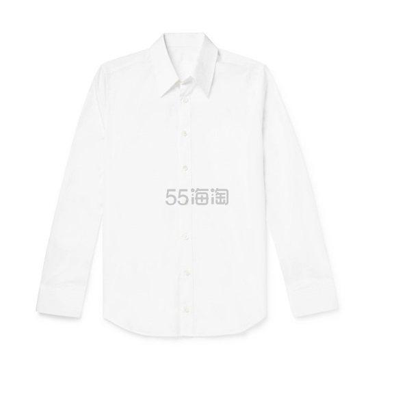 HELMUT LANG 修身白衬衫 £93(约801元) - 海淘优惠海淘折扣|55海淘网