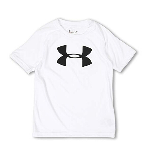 Under Armour Kids Big Logo S/S Tee 童款T恤衫