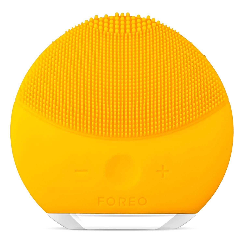 FOREO LUNA mini 2 声波硅胶洁面仪 黄色
