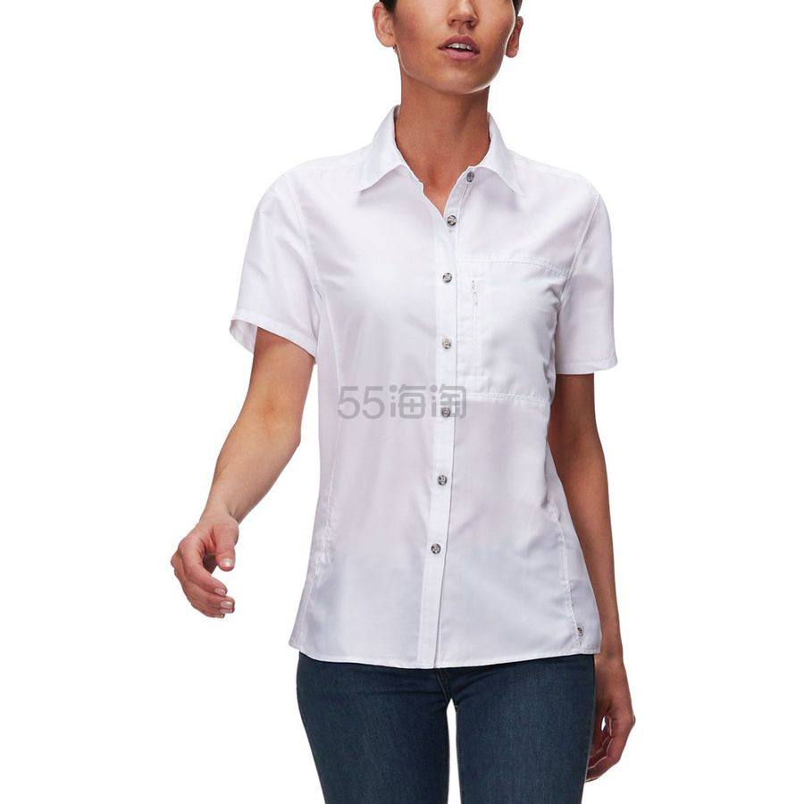 码全!Mountain Hardwear 山浩 Canyon 女士短袖T恤 .96(约185元) - 海淘优惠海淘折扣|55海淘网
