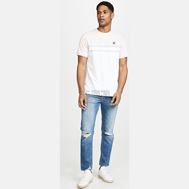 Mother The Chaser Ankle Denim Jeans  破洞牛仔裤 9(约887元) - 海淘优惠海淘折扣 55海淘网