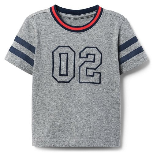 Janie and Jack 02 SPORT TEE 童款T恤衫 .59(约38元) - 海淘优惠海淘折扣|55海淘网