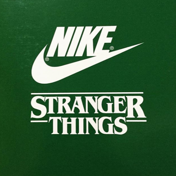 SSENSE:精选 NIKE X STRANGER THINGS 联名系列