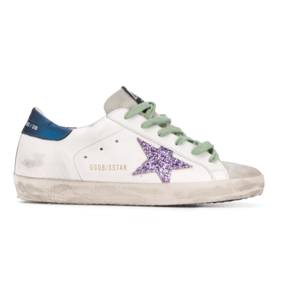 GOLDEN GOOSE Superstar 女款小脏鞋