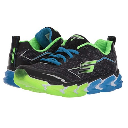 SKECHERS KIDS Skech - Air 4 97725L 童款运动鞋