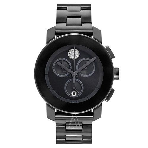 Movado 摩凡陀 Bold 系列 黑色女士时尚腕表 3600143 9.99(约1,925元) - 海淘优惠海淘折扣|55海淘网