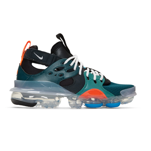 Nike D/MS/X Air Vapormax  黑蓝配色运动鞋