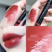 【补货】M.A.C 魅可 2019新品 shot of color lip oil 唇油 896