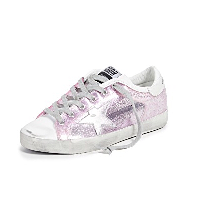 Golden Goose Superstar Sneakers 女款紫色小脏鞋