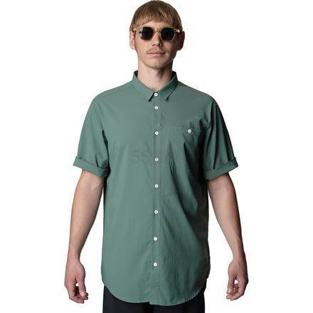 码全!Houdini 男款短袖衬衫 .95(约447元) - 海淘优惠海淘折扣 55海淘网