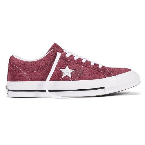 大码福利!Converse 匡威 One Star 复古绒面革低帮鞋 £24.99(约215元) - 海淘优惠海淘折扣|55海淘网