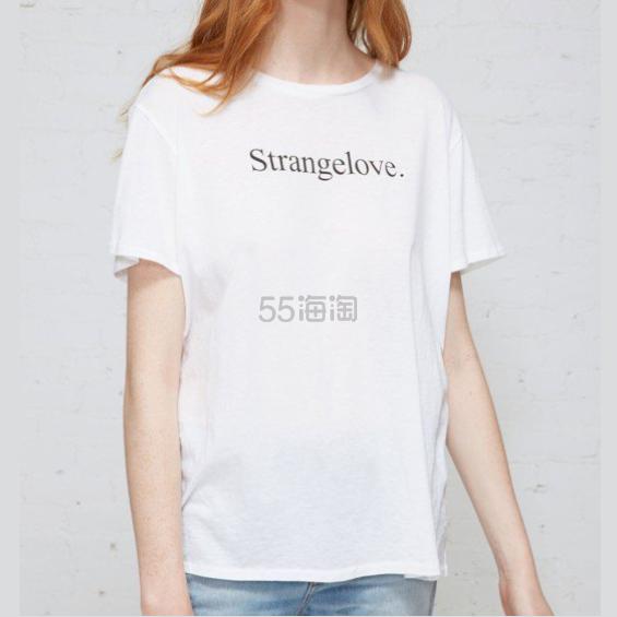R13 白色短袖 5(约929元) - 海淘优惠海淘折扣|55海淘网