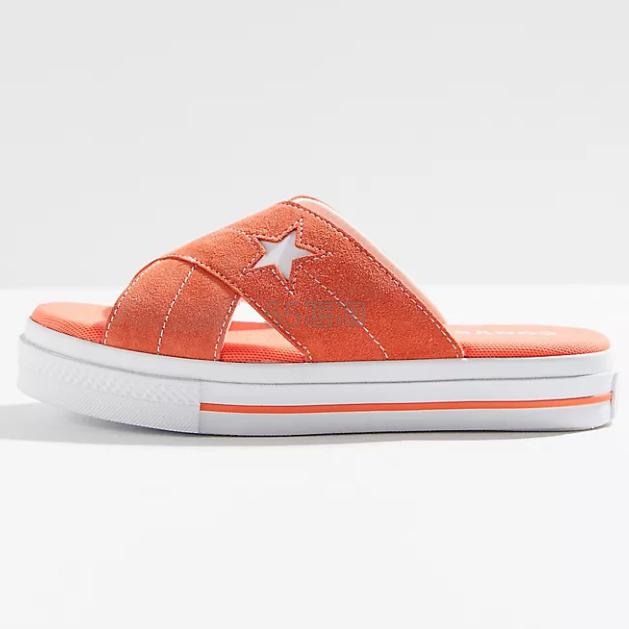 Converse 匡威 One Star Sandal 拖鞋 .9(约137元) - 海淘优惠海淘折扣|55海淘网