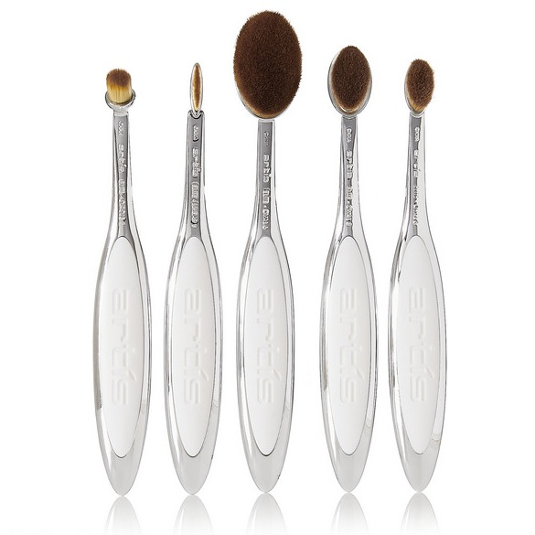 5折!ARTIS BRUSH Elite Mirror 化妆刷5件套