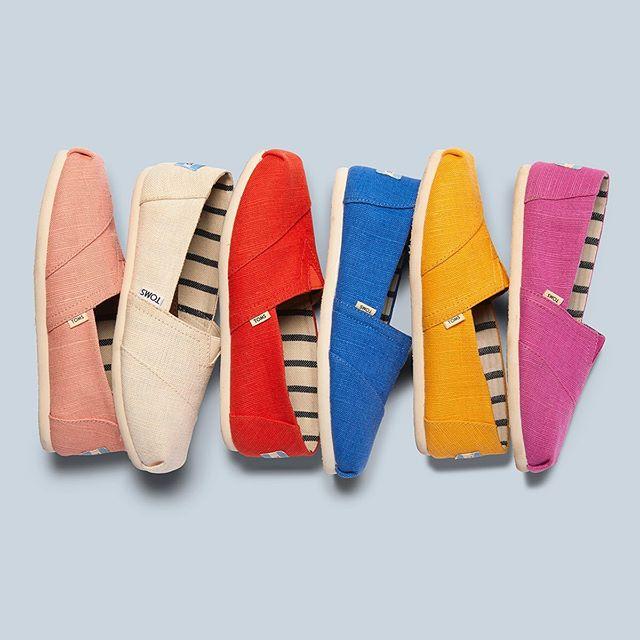 Allsole:精选 TOMS 舒适休闲鞋履
