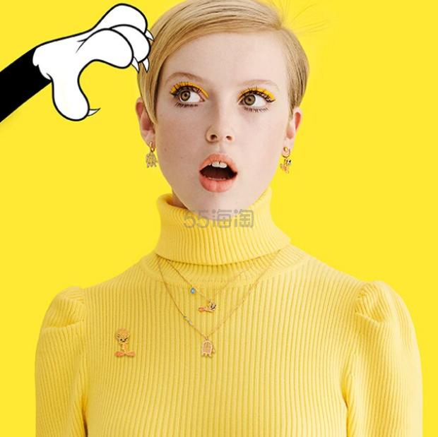 Swarovski × Looney Tunes 乐一通翠儿超萌合作款 惊喜亮相 - 海淘优惠海淘折扣|55海淘网
