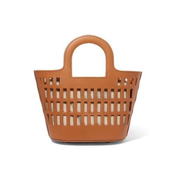 HEREU Colmado XS 挖剪皮革手提包 £152(约1,294元) - 海淘优惠海淘折扣|55海淘网