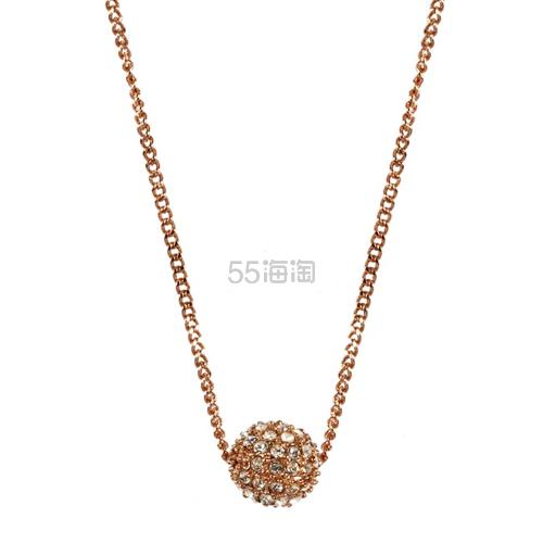 6.8折!Givenchy 纪梵希 玫瑰金彩色星球水晶项链 (约132元) - 海淘优惠海淘折扣|55海淘网